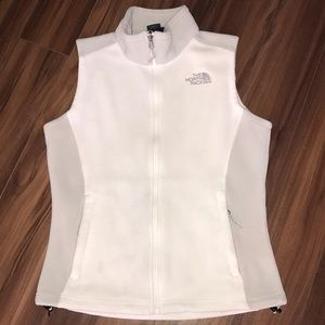 A great The North Face Fleece vest
